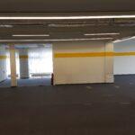 Der Bürokomplex musste weichen